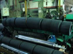 Defensas cilindricas para proteccion de embarcaciones Productos de goma