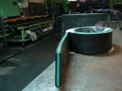 Planchas limpia cintas transportadoras Productos de goma