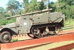 Goma para vehiculos militares Productos de goma